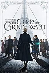Fantastic Beasts-the Crimes Of Grindelwald
